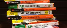AP-test-and-books